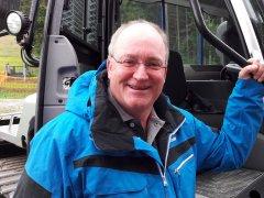 Reinhard Raffetseder | Chef der Präparierung